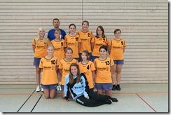 weibliche C-Jugend der Handballgemeinschaft Aalen-Wasseralfingen
