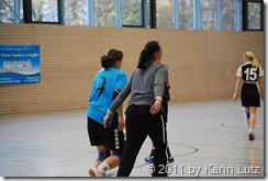 Damenmannschaft der HG Aalen-Wasseralfingen